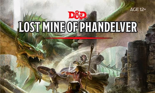 Lost Mine of Phandelver (5th edition D&D) | JM Hauser's Blog