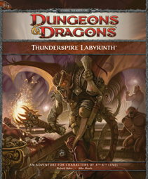thunderspire cover